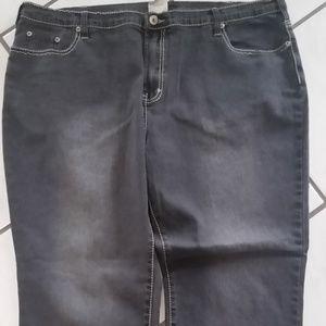 Diane Gilman Washed Jeans 22WP